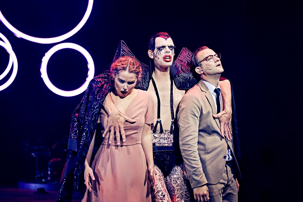 The Rocky Horror Show Aarhus Teater Foto Emilia Therese