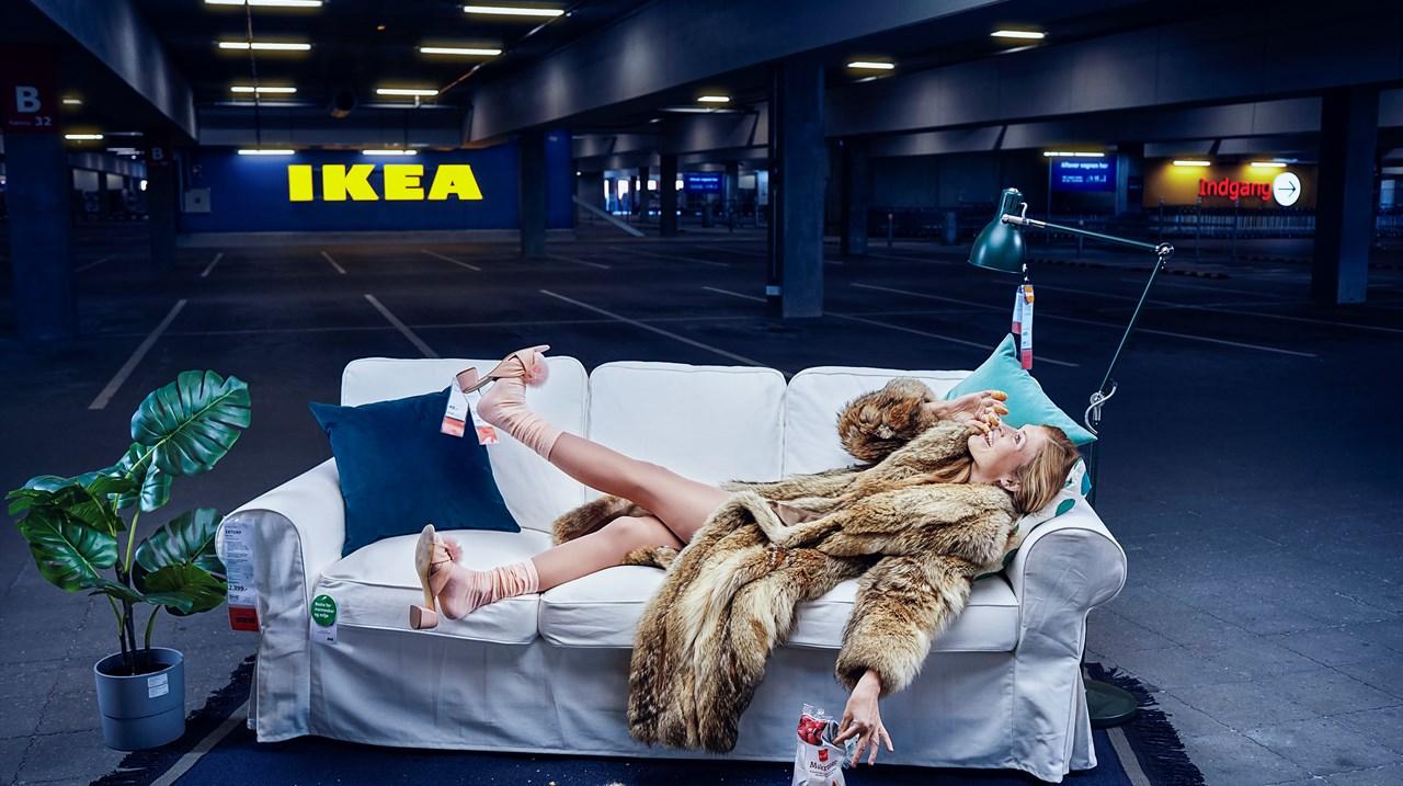 Kærlighed efter lukketid IKEA Aarhus Teater